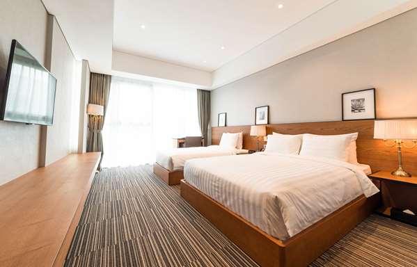 Hotel GOLDEN TULIP INCHEON AIRPORT HOTEL & SUITES - Deluxe Family Room