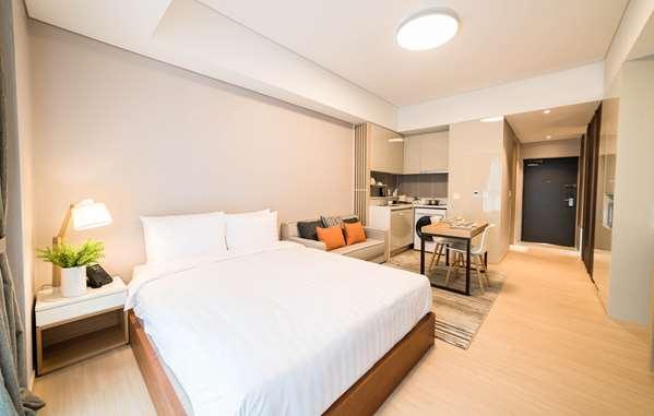 Hotel GOLDEN TULIP INCHEON AIRPORT HOTEL & SUITES - Residence Studio