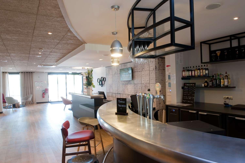 Restaurant - Hotel Campanile Limoges Centre - Gare