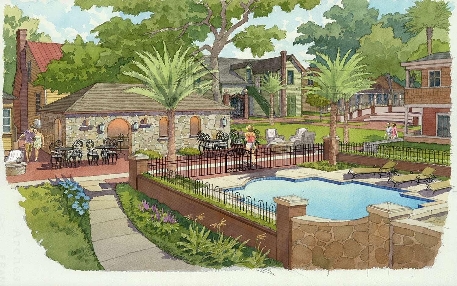 Exterior view - Collector Luxury Inn & Gardens St Augustine