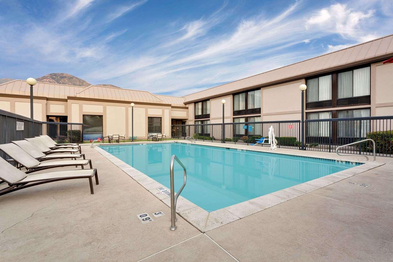 Pool - Ramada Hotel Towne Center Provo