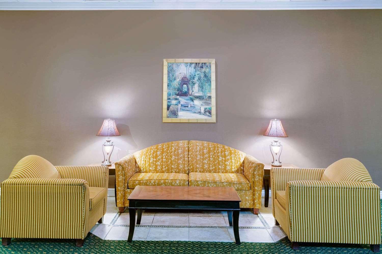 Lobby - Ramada Hotel Towne Center Provo