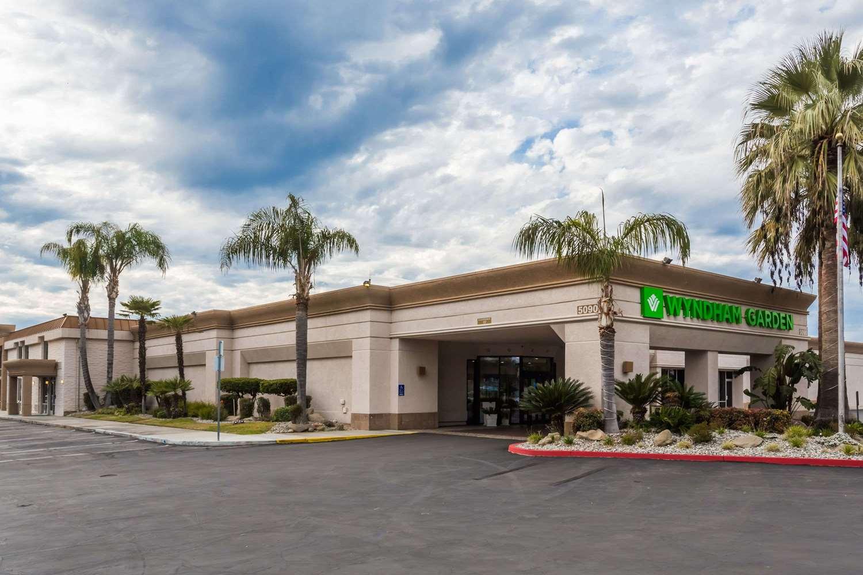 Exterior view - Wyndham Garden Hotel Airport Fresno