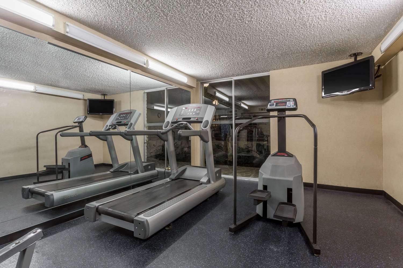 Fitness/ Exercise Room - Wyndham Garden Hotel Airport Fresno
