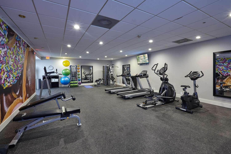 Recreation - Best Western Plus University Inn Winston Salem