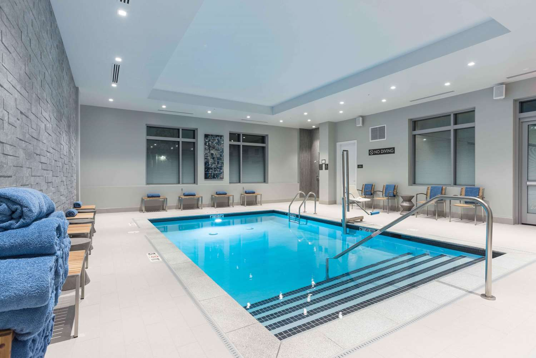 Pool - Hilton Garden Inn Patriot Place Foxborough