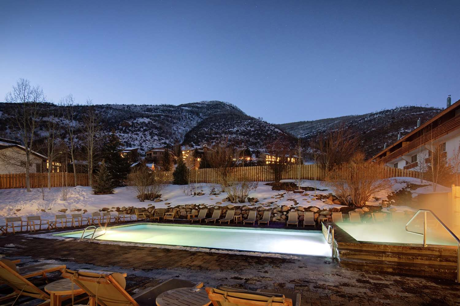 Pool - DoubleTree by Hilton Hotel Vail