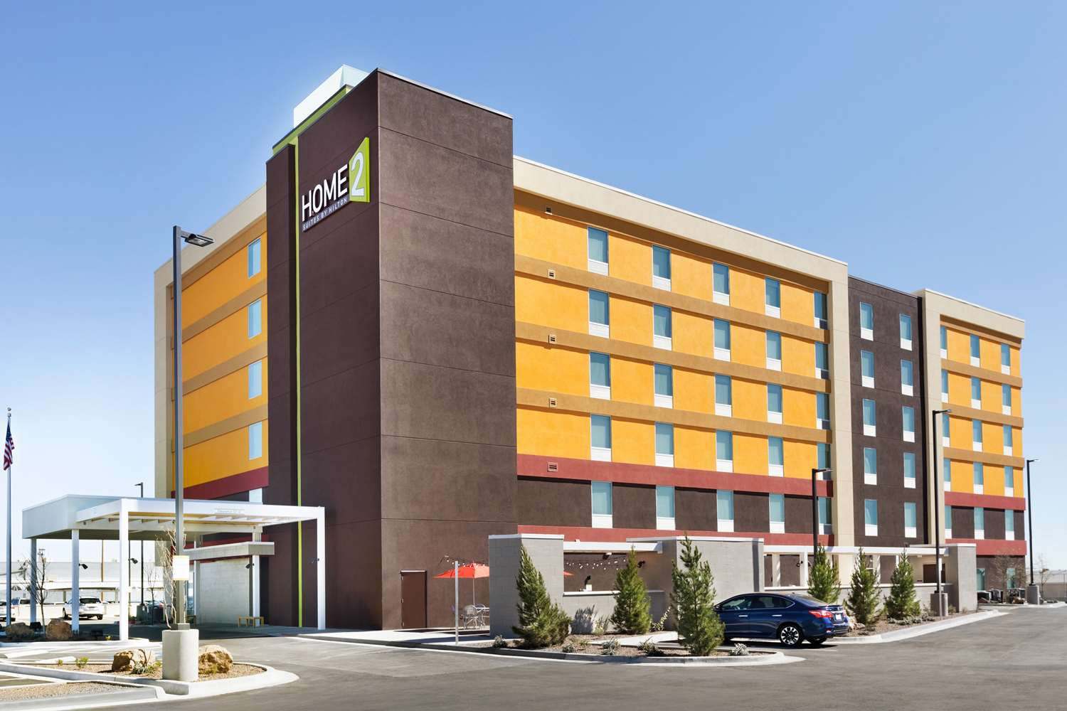 Exterior view - Home2 Suites by Hilton El Paso