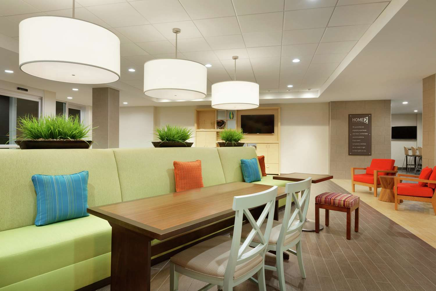 Lobby - Home2 Suites by Hilton El Paso
