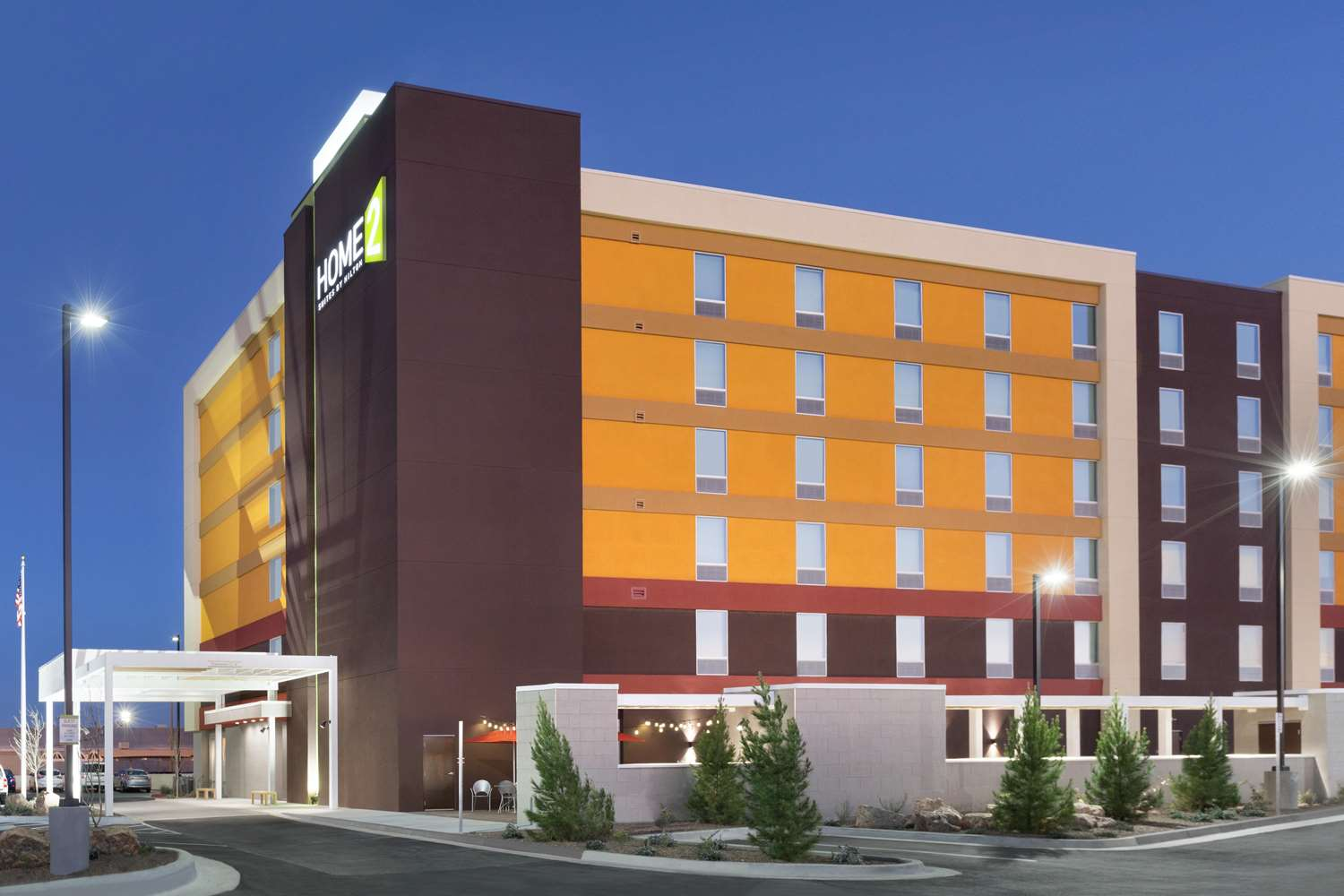 Room - Home2 Suites by Hilton El Paso