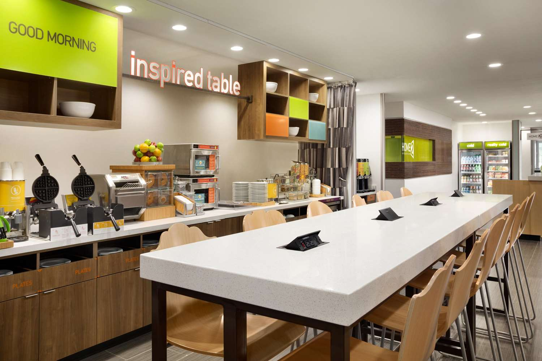 Restaurant - Home2 Suites by Hilton Webster