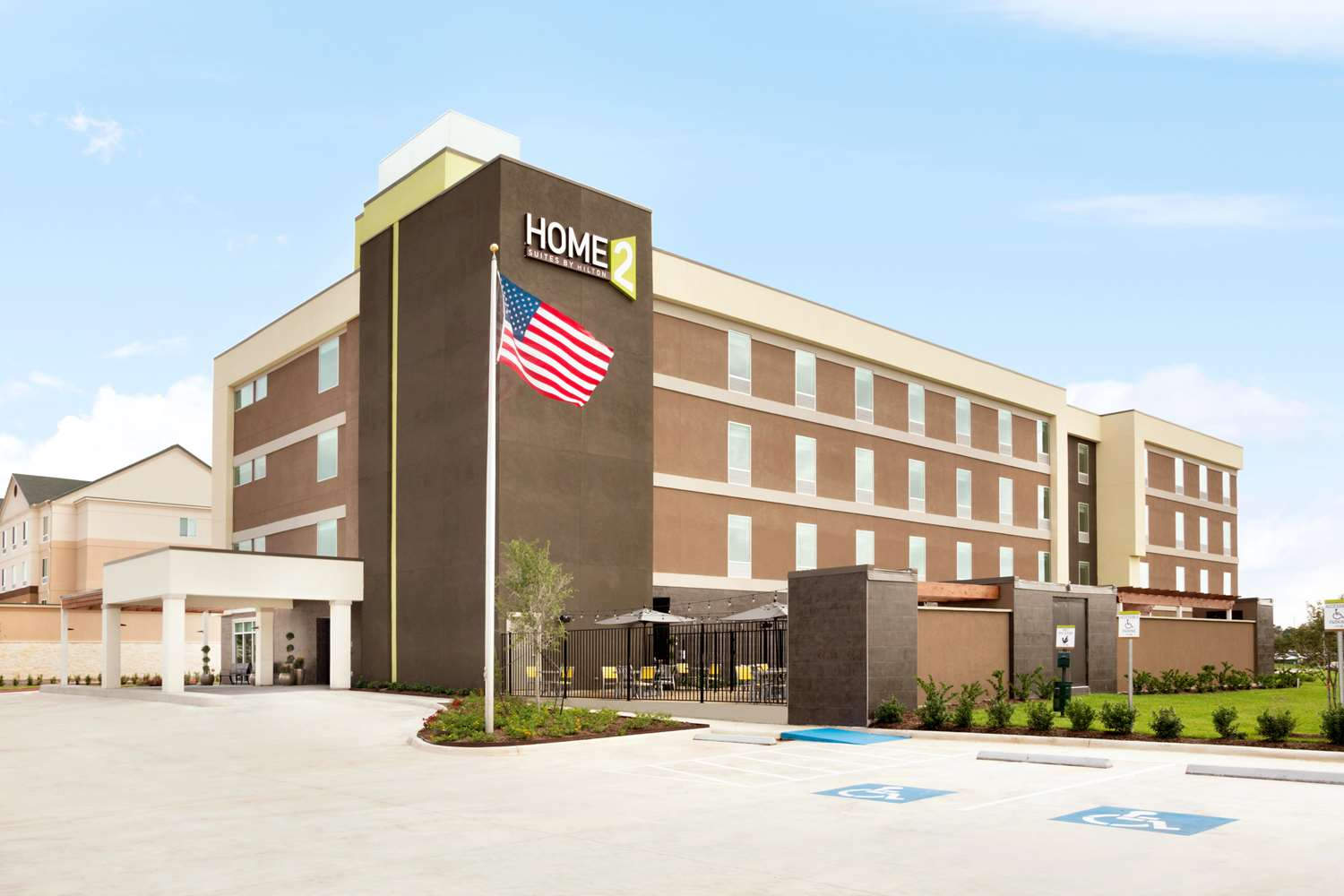 Exterior view - Home2 Suites by Hilton Webster