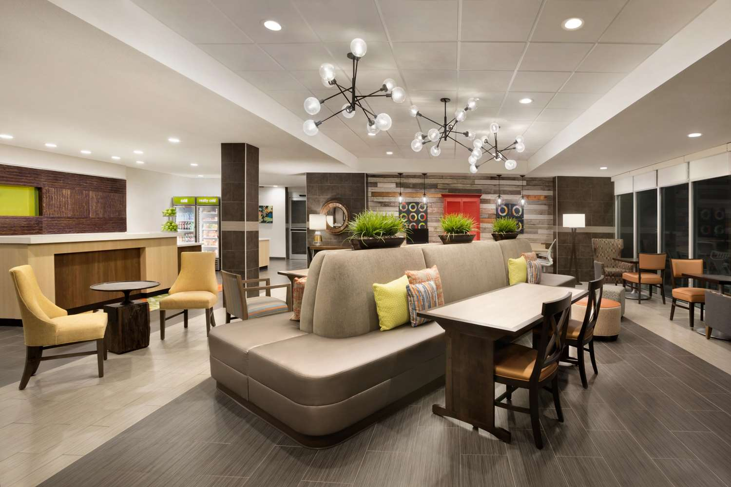 Lobby - Home2 Suites by Hilton Webster