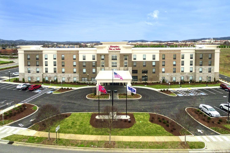 Exterior view - Hampton Inn & Suites Hendersonville