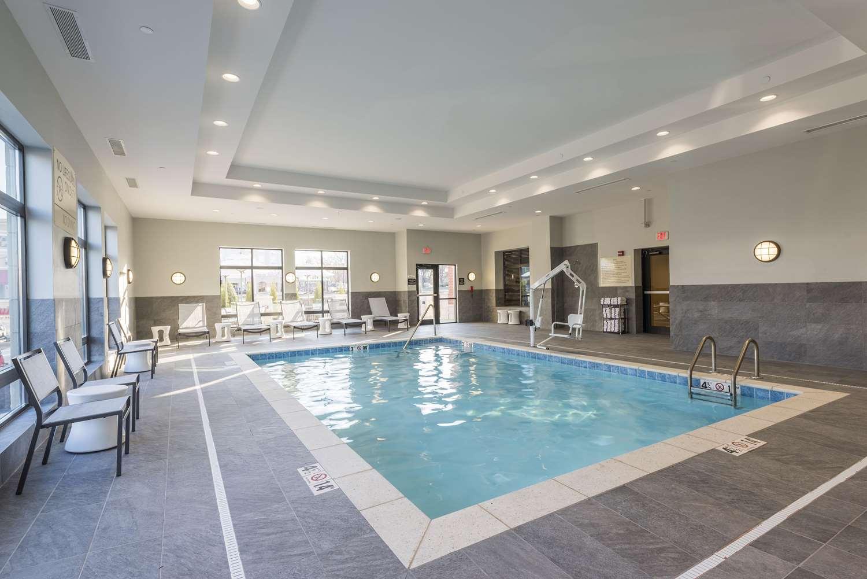 Pool - Hampton Inn & Suites West Lafayette