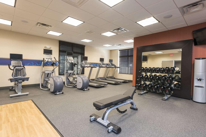Fitness/ Exercise Room - Hampton Inn & Suites West Lafayette