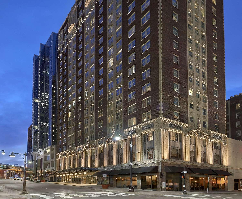 Exterior view - Hotel Phillips Kansas City