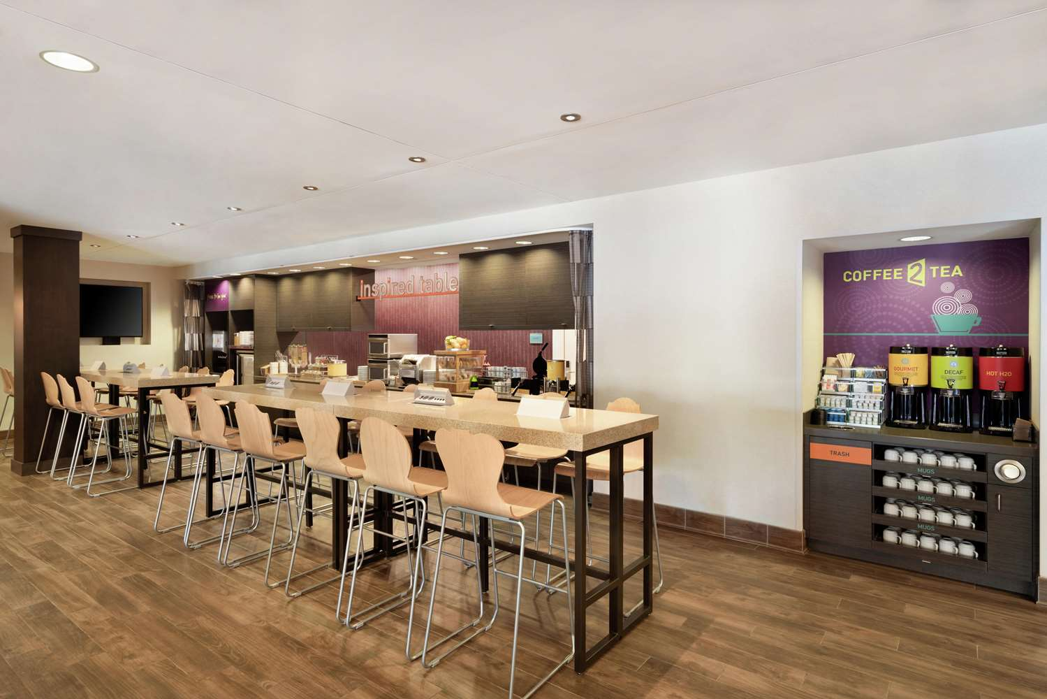 Restaurant - Home2 Suites by Hilton Middletown