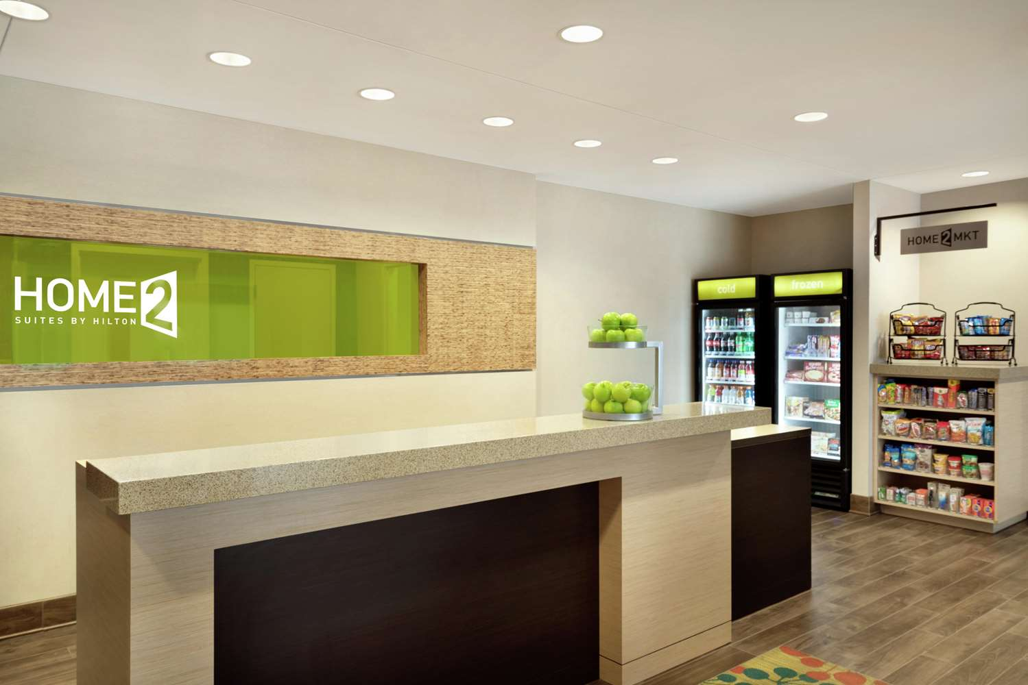 Lobby - Home2 Suites by Hilton Middletown