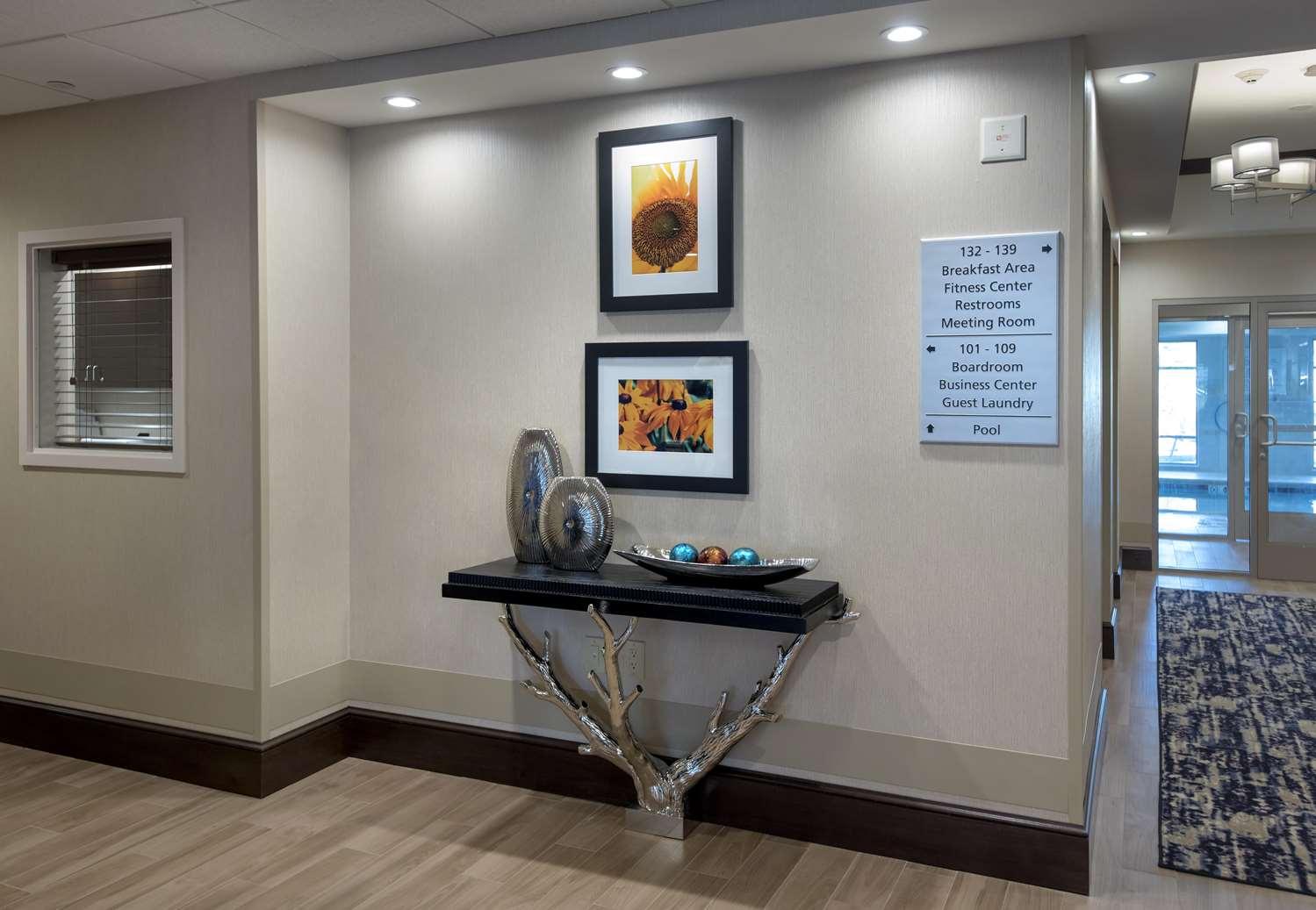 Lobby - Hampton Inn New Paltz