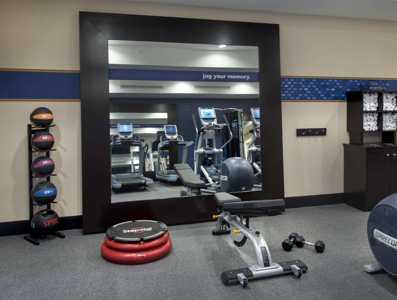 Fitness/ Exercise Room - Hampton Inn New Paltz