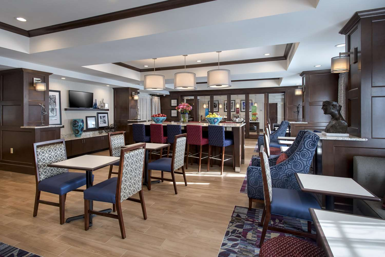 Restaurant - Hampton Inn New Paltz