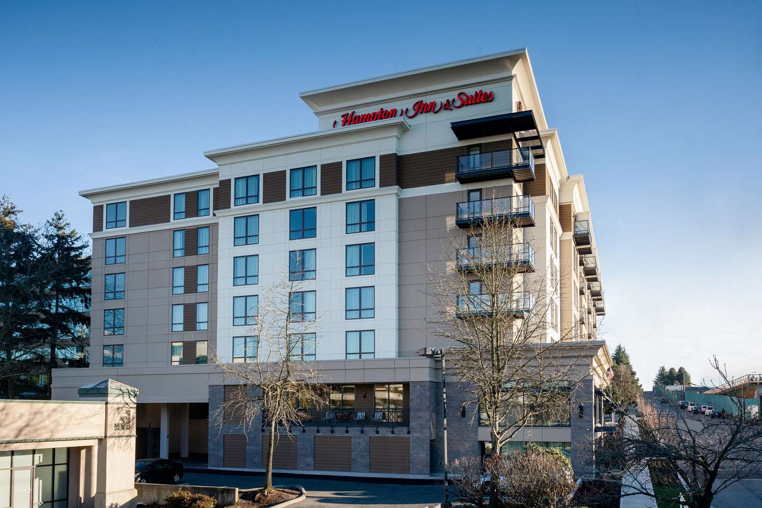 Exterior view - Hampton Inn & Suites Northgate Seattle