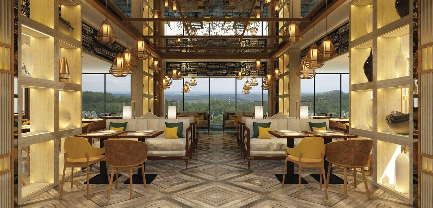 Restoran - Resort Golden Tulip Holland Resort