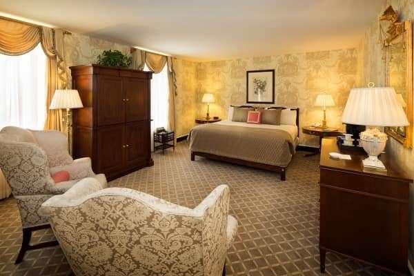 Room - Williamsburg Inn