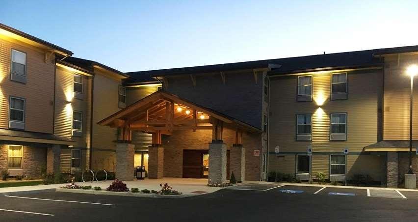 Exterior view - Aptel Studio Hotel Anchorage