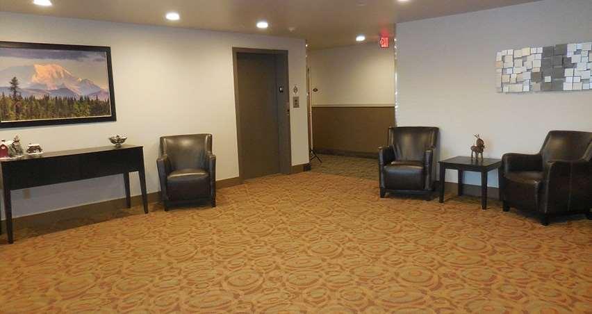 Lobby - Aptel Studio Hotel Anchorage