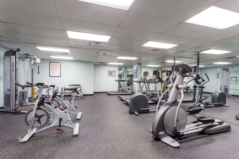 Fitness/ Exercise Room - Wyndham Hotel Southbury