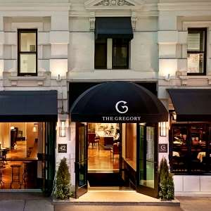 Exterior view - Gregory Hotel New York