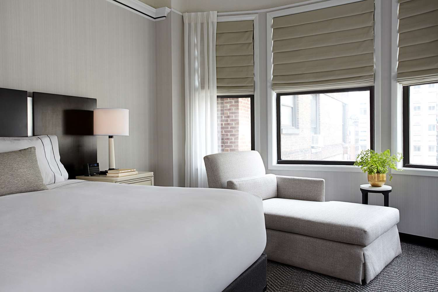 Room - Gregory Hotel New York