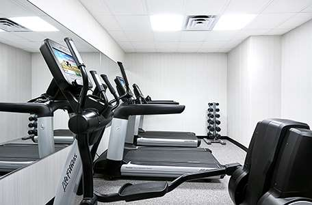 Fitness/ Exercise Room - Gregory Hotel New York