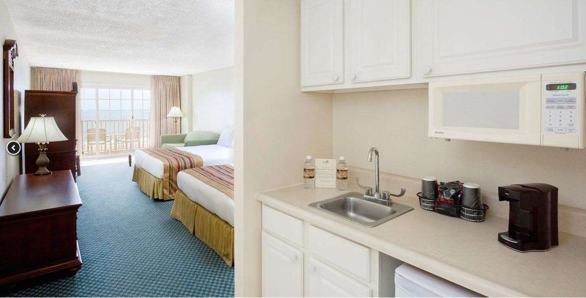 Suite - Paradise Plaza Inn Ocean City