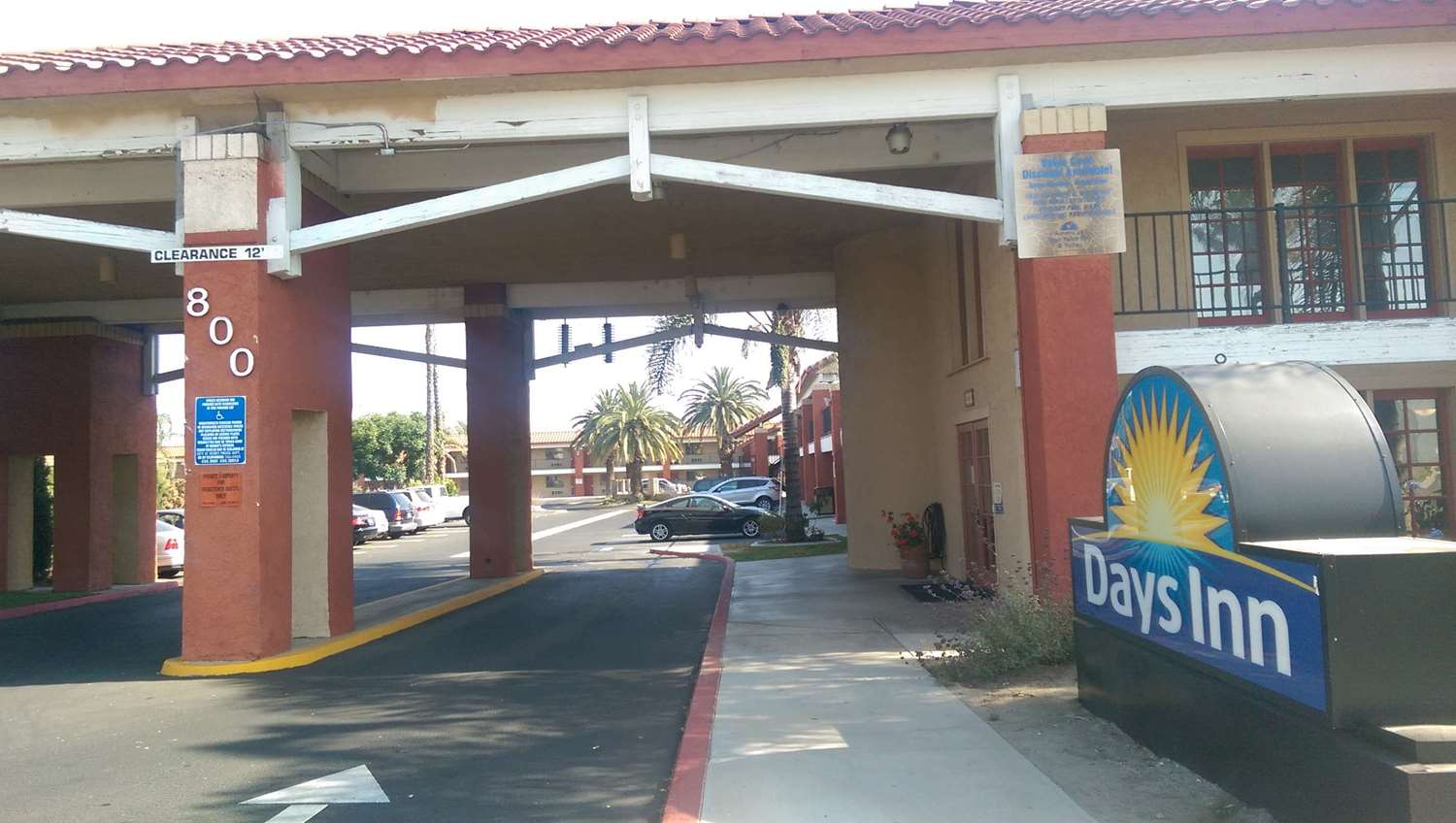Exterior view - Days Inn Hemet