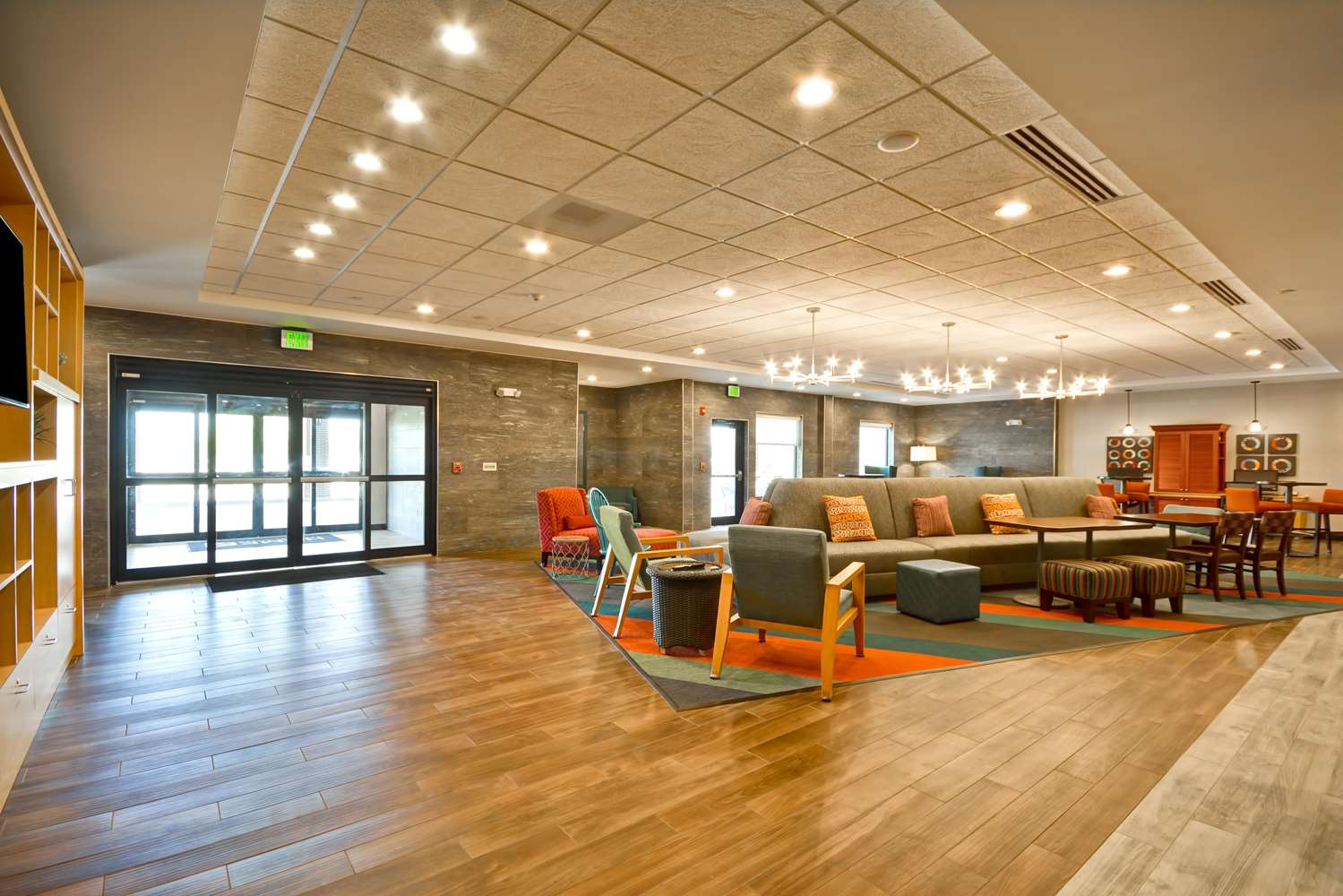 Lobby - Home2 Suites by Hilton Evansville