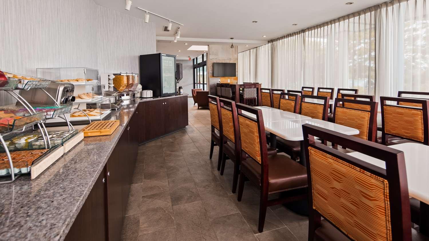Restaurant - Best Western Braintree Inn