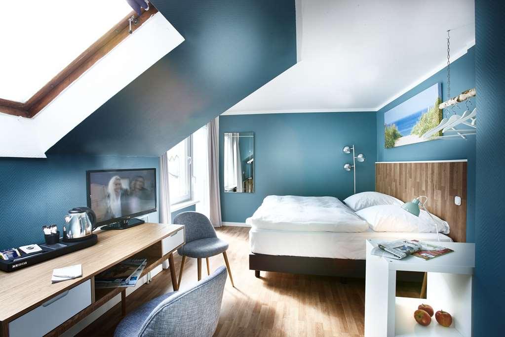 Un cómodo hotel en el corazón de Kiel