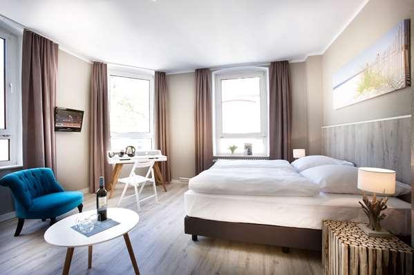 Un comodo hotel nel cuore della città di Kiel