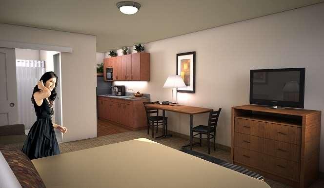 Room - Aspen Suites Hotel Sitka