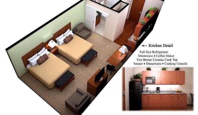Map - Aspen Suites Hotel Sitka
