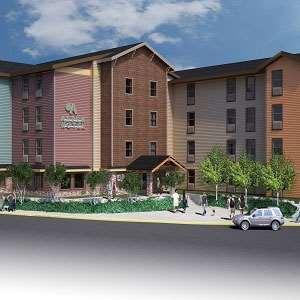 Exterior view - Aspen Suites Hotel Sitka
