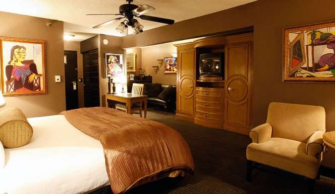 Room - Artisan Hotel Las Vegas