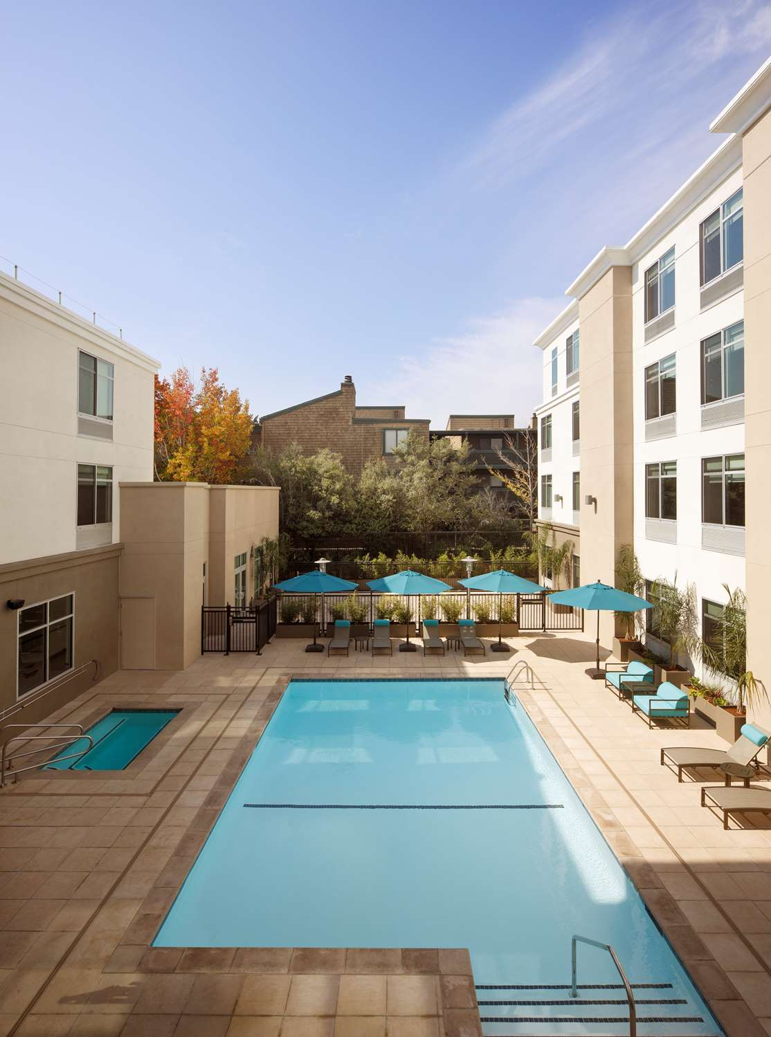 Pool - Hyatt Place Hotel Santa Cruz