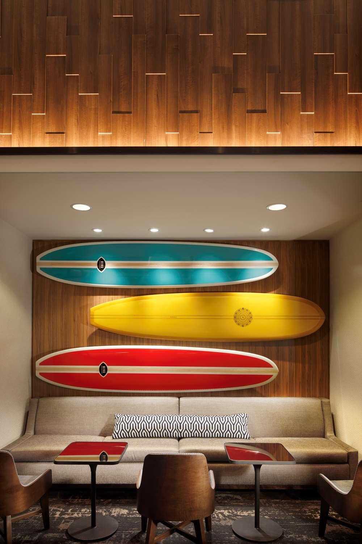 Lobby - Hyatt Place Hotel Santa Cruz