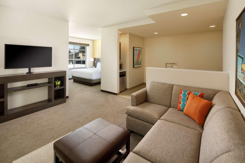 Suite - Hyatt Place Hotel Santa Cruz