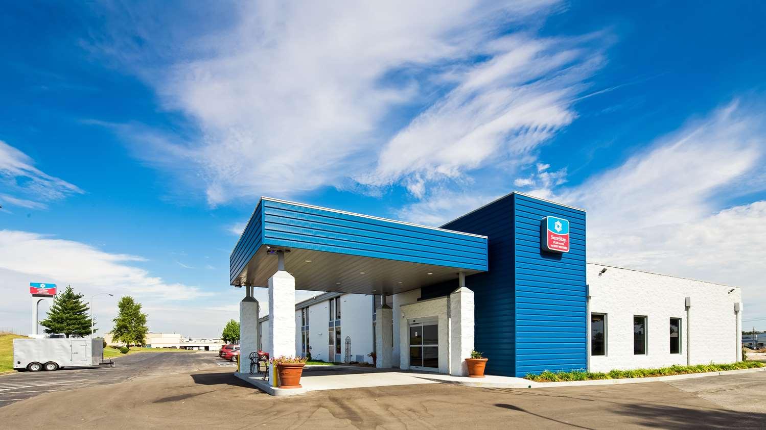 Exterior view - SureStay Plus Hotel by Best Western Jasper