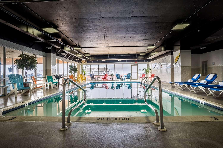 Pool - Grand Hotel & Spa Ocean City